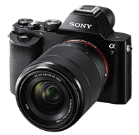 Sony A7 Camera Kit is now in stock at B&H Photo!